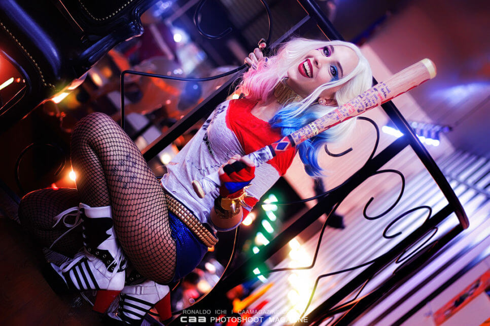 Harley Quinn z Suicide Squad, cz. 1 - czas na cosplay!