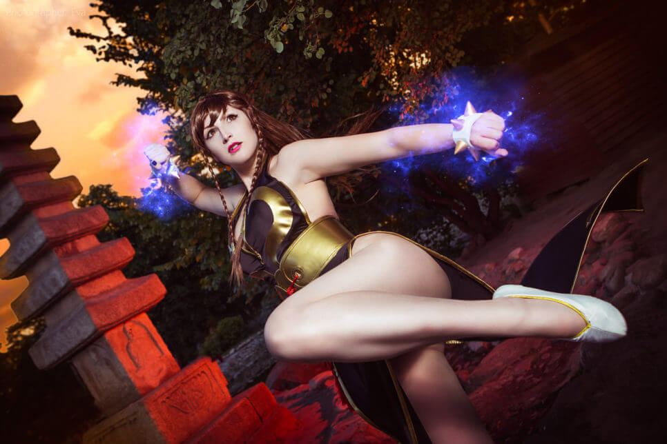 Chun-Li z Street Fighter V - czas na cosplay!