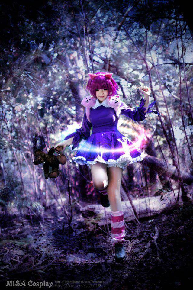 Annie z League of Legends - czas na cosplay!