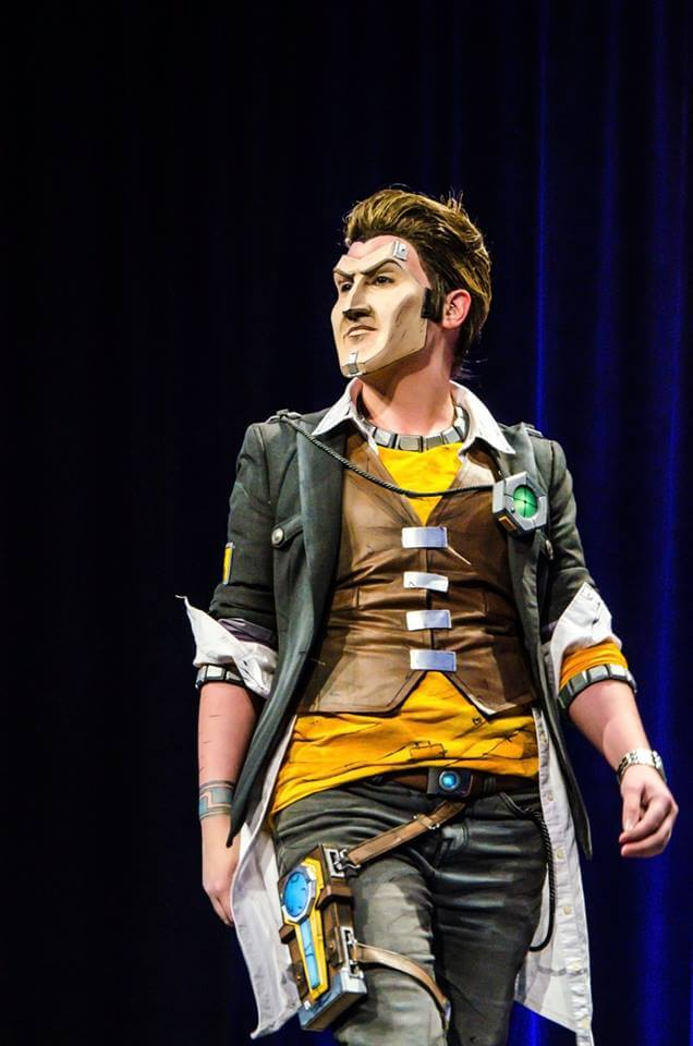 Handsome Jack z Borderlands 2 - czas na cosplay!