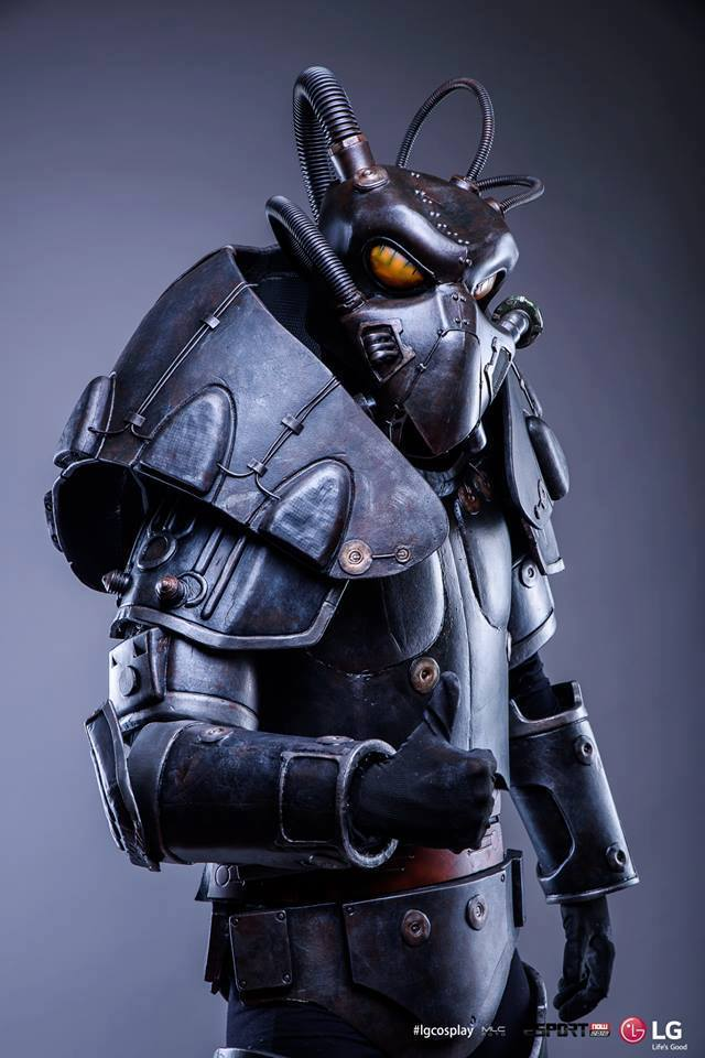 Enclave Power Armor | Fallout
