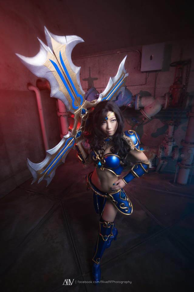 Sivir z League of Legends - czas na cosplay!