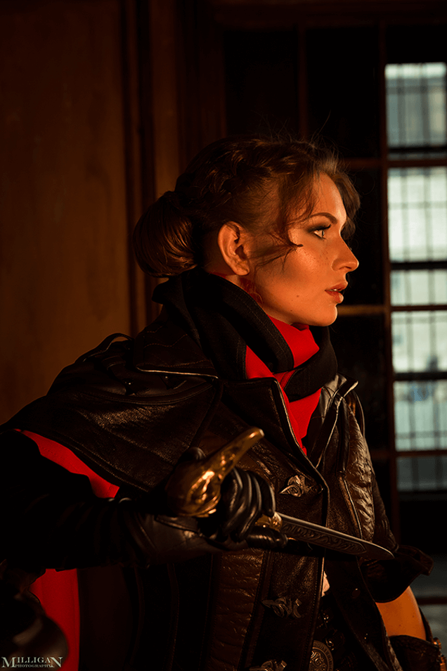 Evie Frye z Assassin's Creed: Syndicate - czas na cosplay!