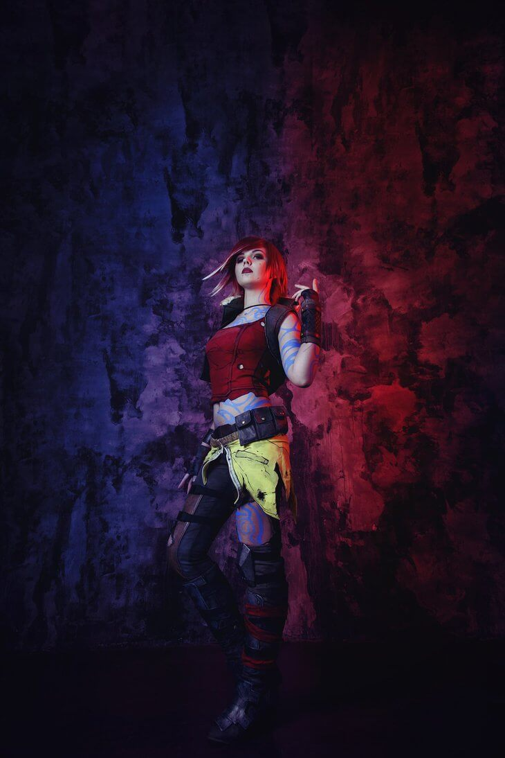 Lilith z Borderlands 2 - czas na cosplay!