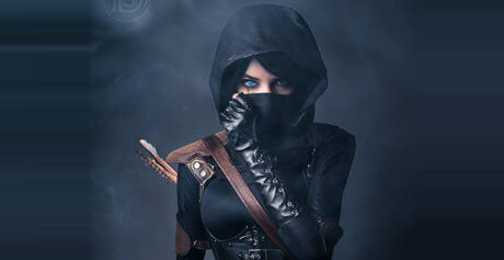 Lady Garrett | Thief 4