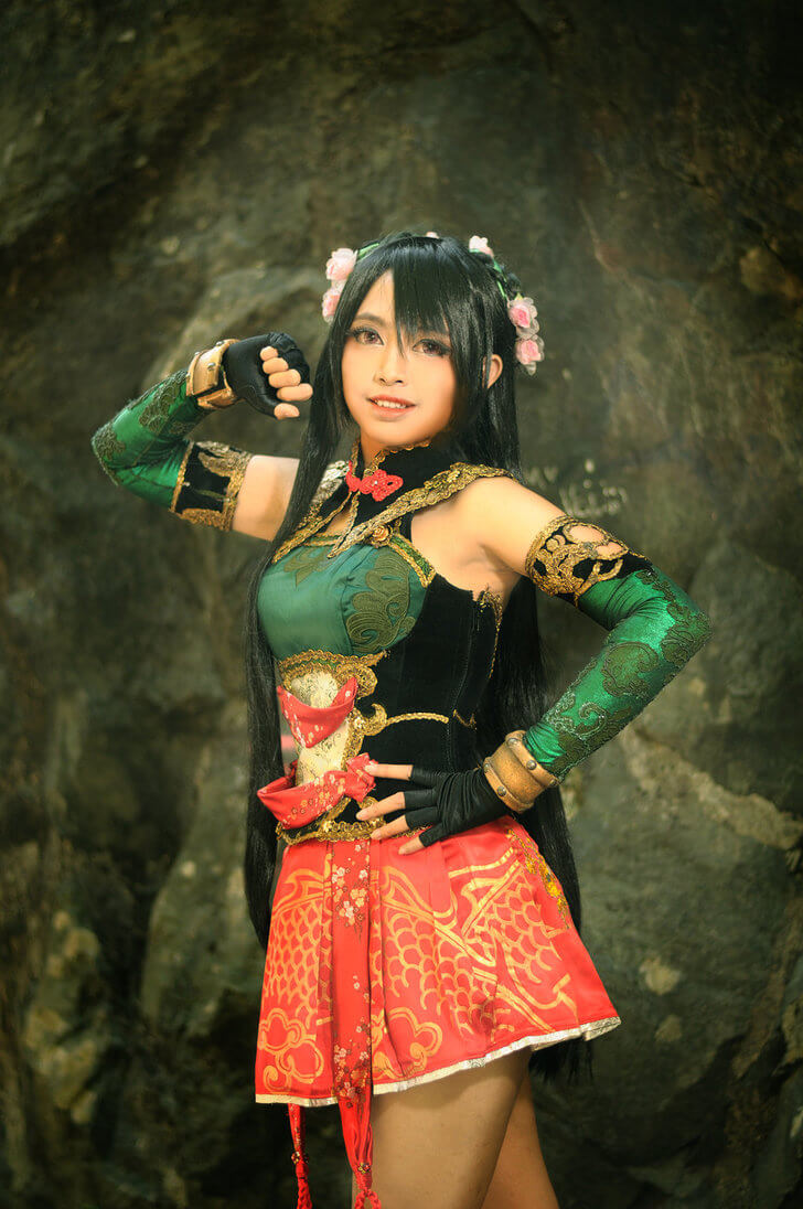 Guan Yinping | Dynasty Warriors 8