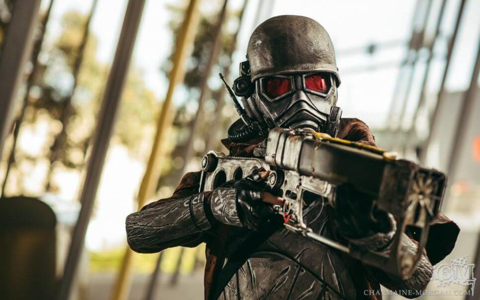 New California Republic Ranger z Fallout: New Vegas - czas na cosplay!