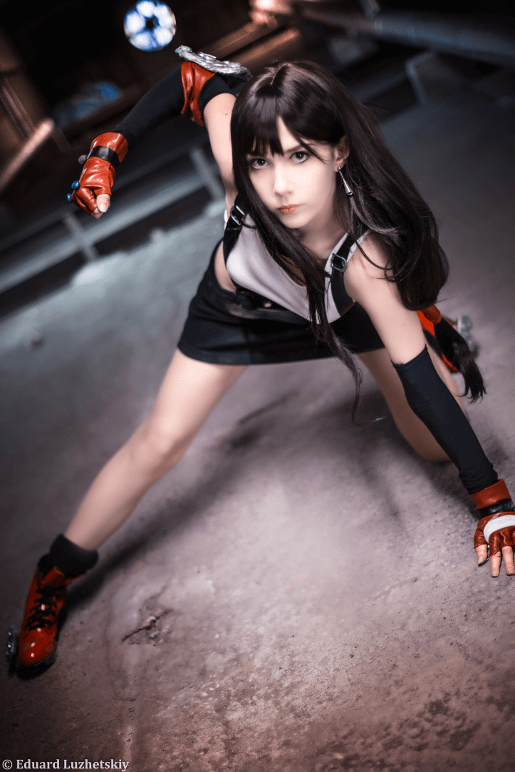 Tifa Lockhart z Final Fantasy VII