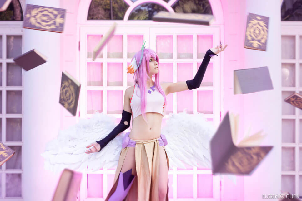 Jibril z No Game, No Life - czas na cosplay!