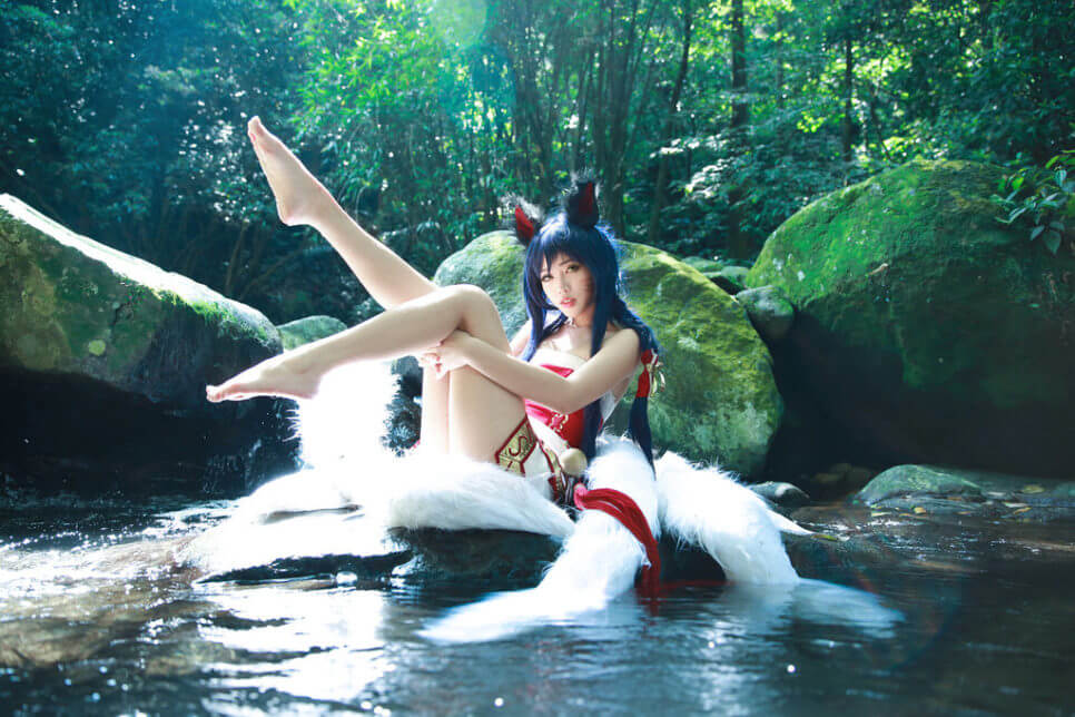 Ahri z League of Legends - czas na cosplay!