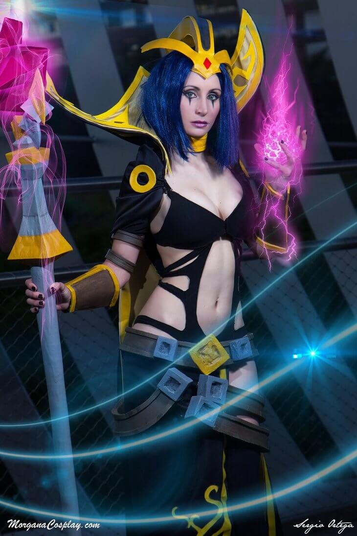 LeBlanc z League of Legends