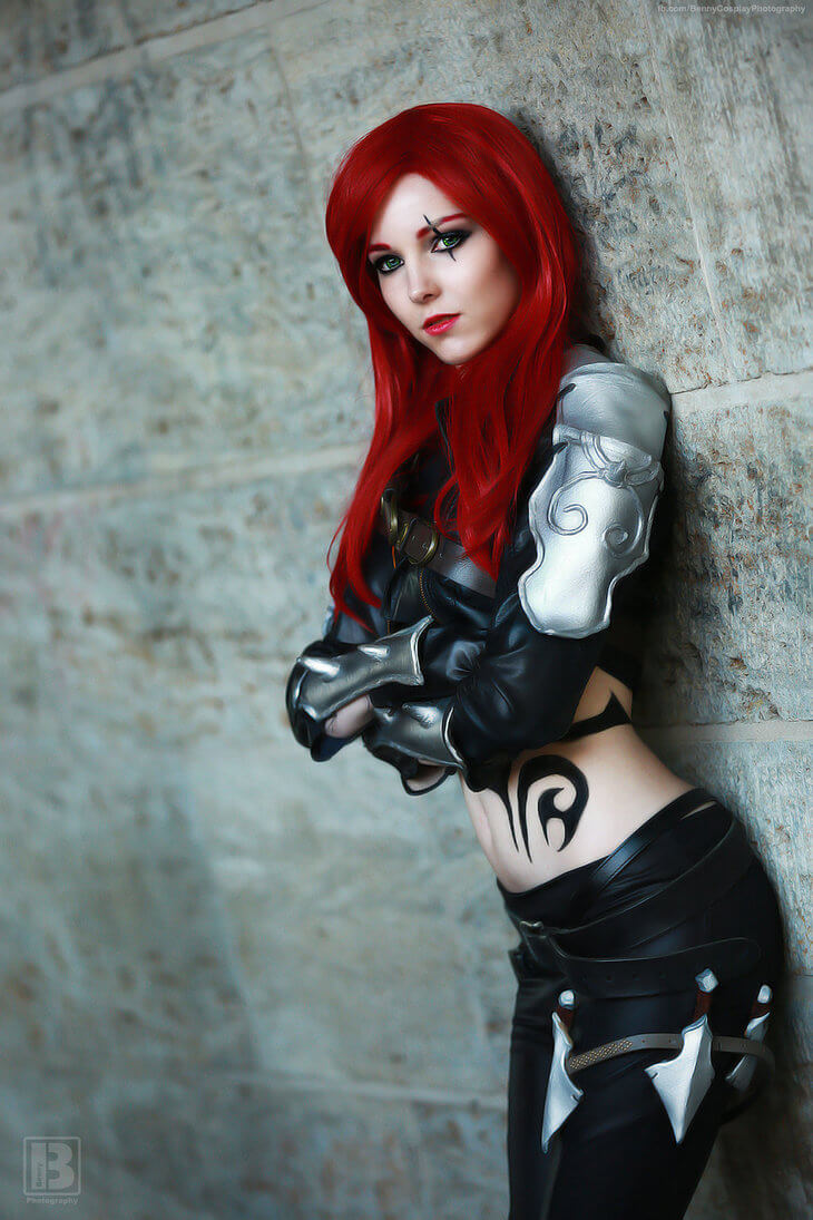 Katarina z League of Legends - czas na cosplay!