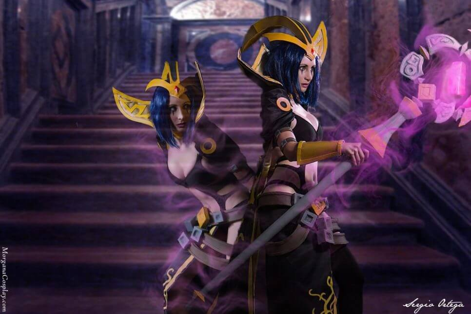 LeBlanc z League of Legends - czas na cosplay!