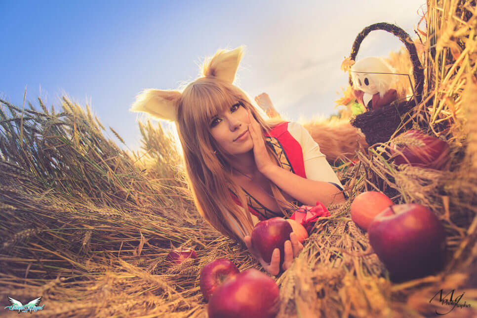 Holo | Spice and Wolf