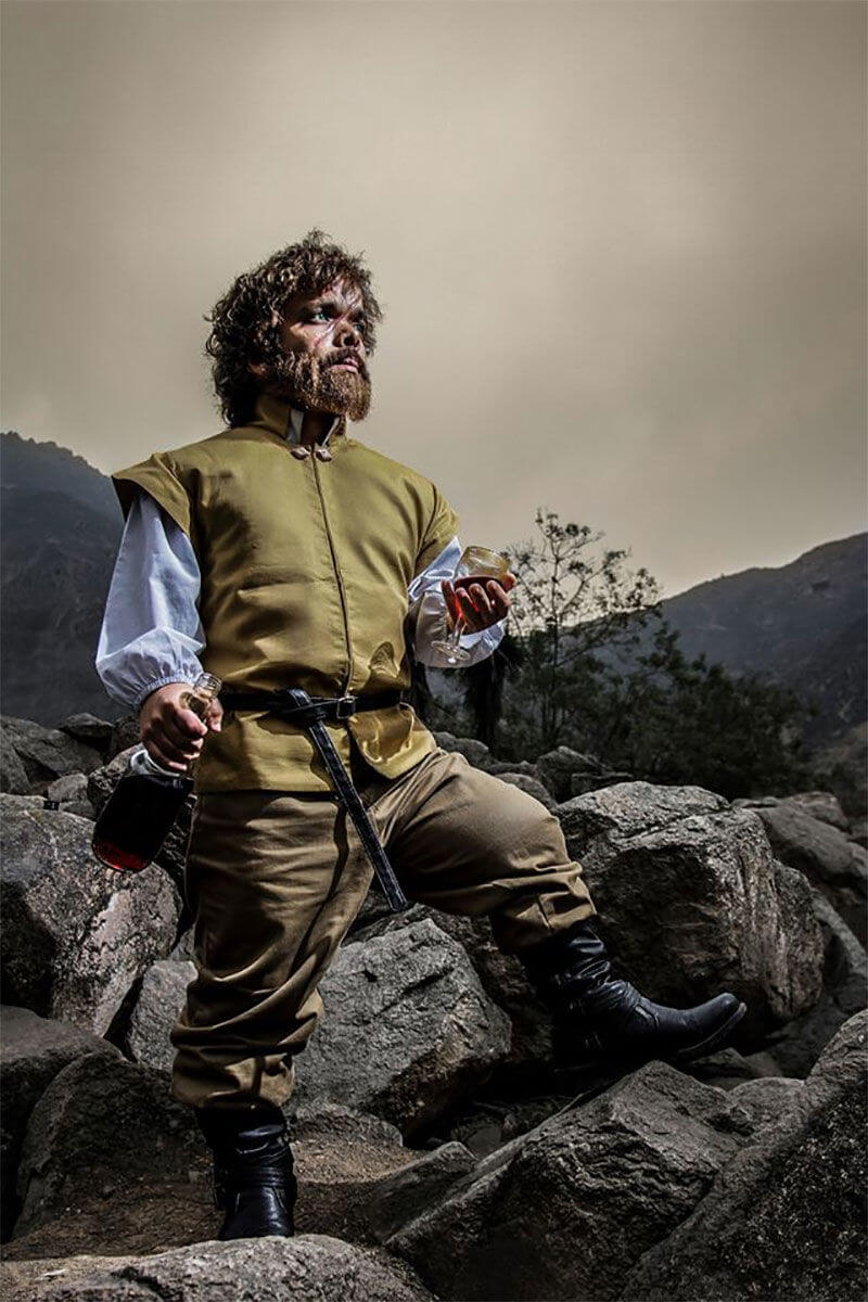 Tyrion Lannister z Game of Thrones - czas na cosplay!
