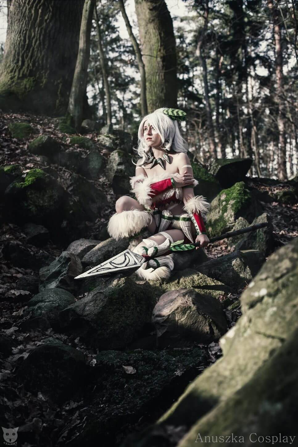 Snow Bunny Nidalee z League of Legends - czas na cosplay!