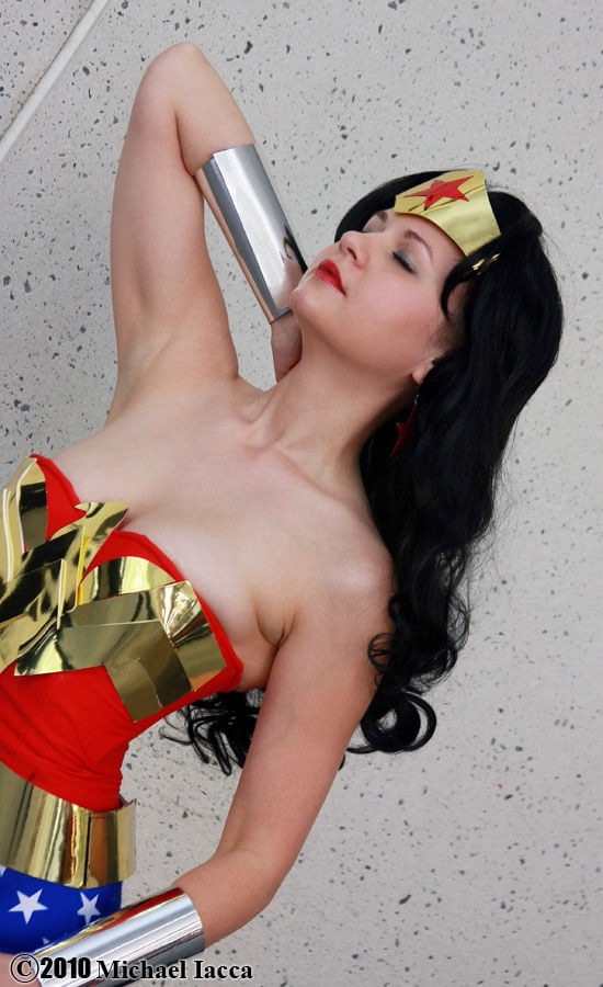 Wonder Woman z DC Universe - czas na cosplay!
