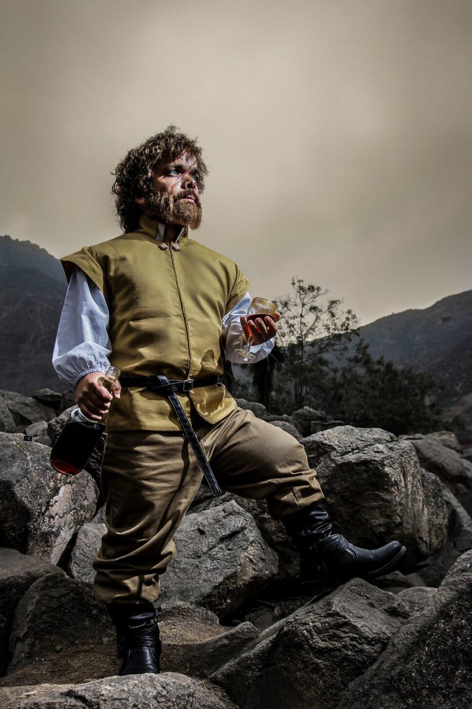 Tyrion Lannister z Game of Thrones