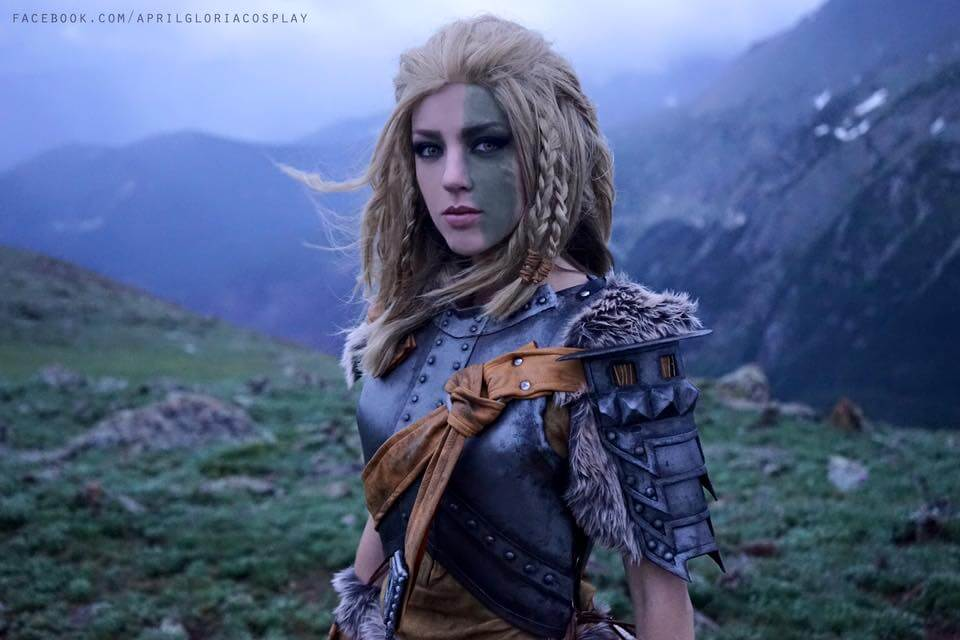 Mjoll the Lioness z Skyrim