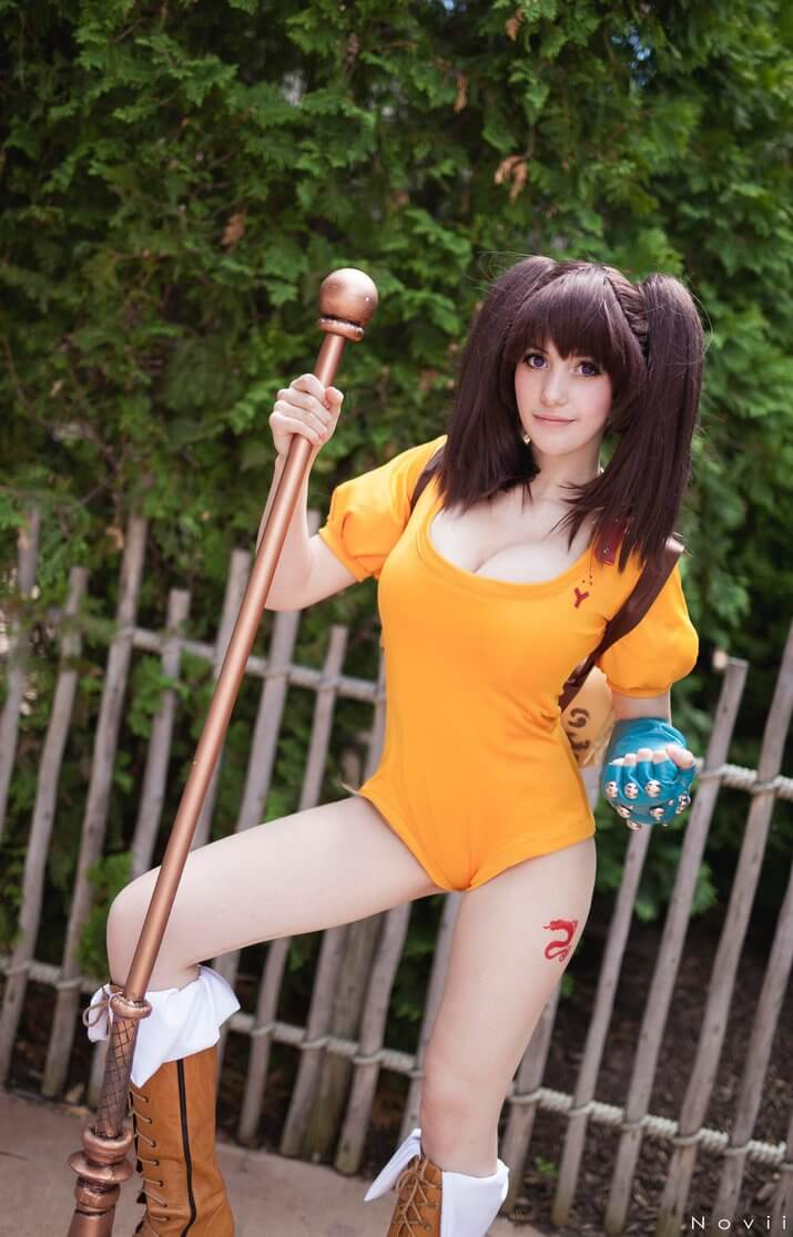 Diane z The Seven Deadly Sins
