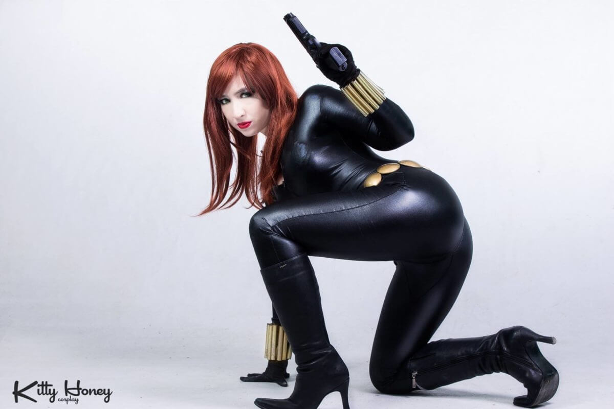 Black Widow z Marvel Universe