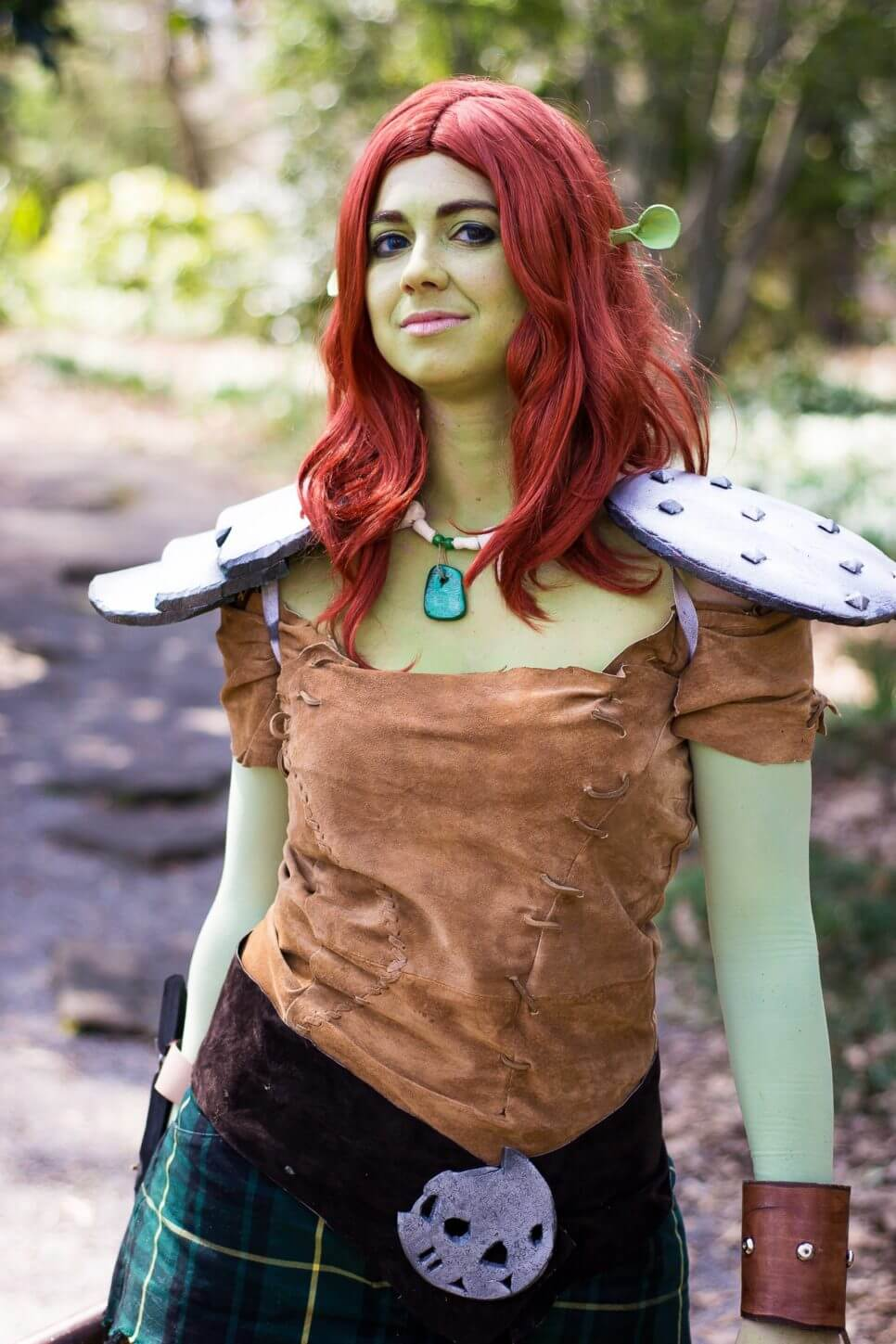 Fiona z Shrek: Forever After - czas na cosplay!