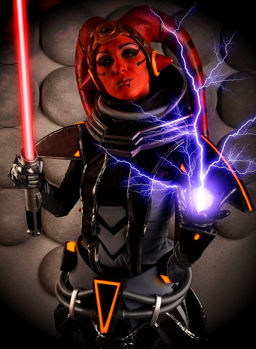 Sith Inquisitor ze Star Wars: The Old Republic