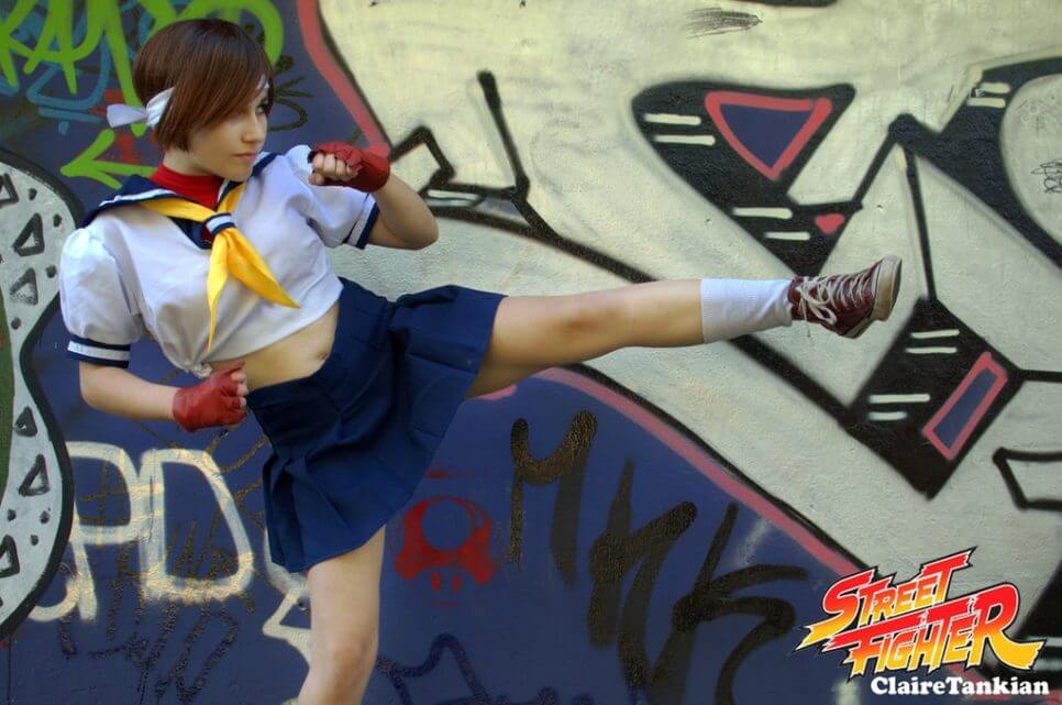 Sakura ze Street Fighter Alpha 2