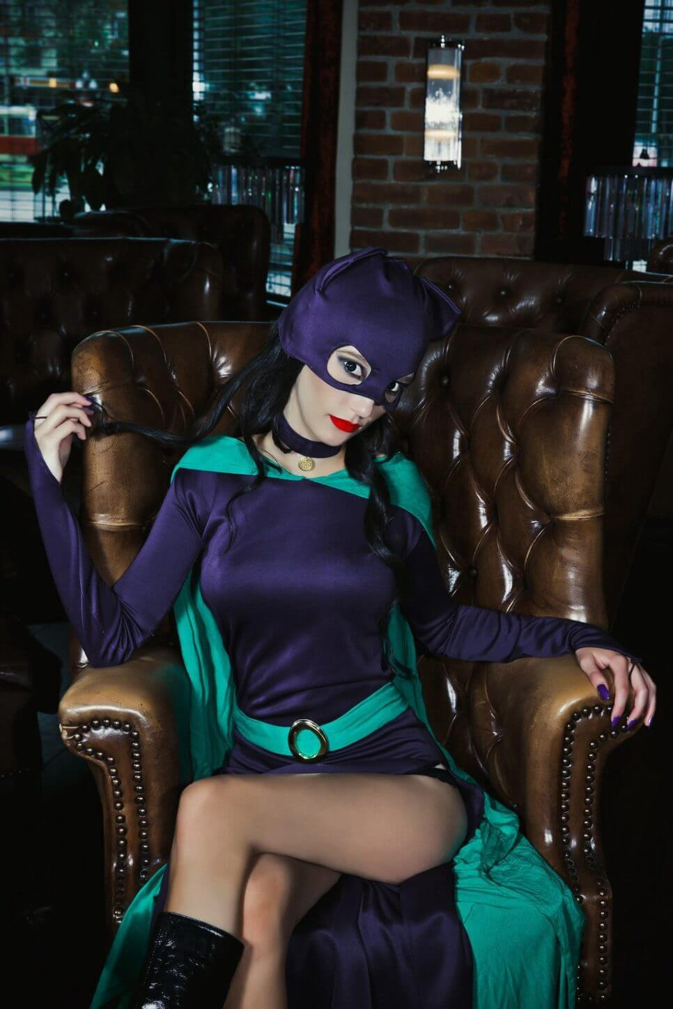 Golden Age Catwoman z DC Universe - czas na cosplay!