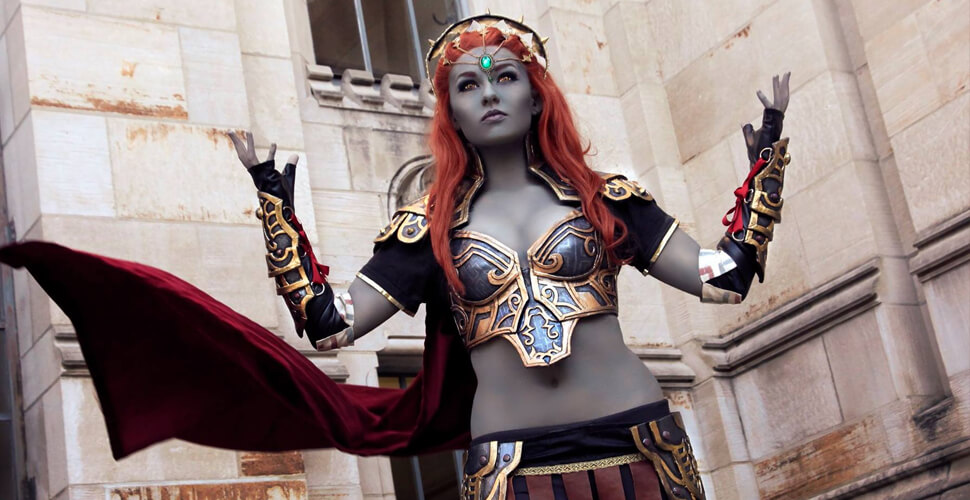 Lady Ganondorf | The Legend of Zelda