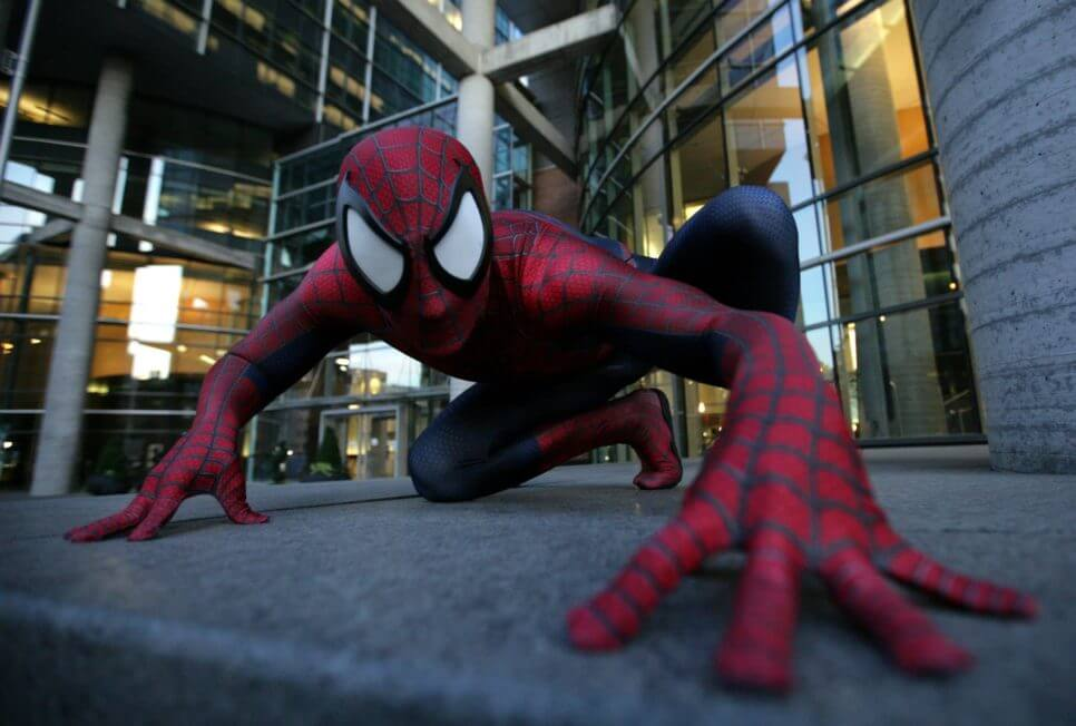 Spider-Man z Marvel Universe - czas na cosplay!