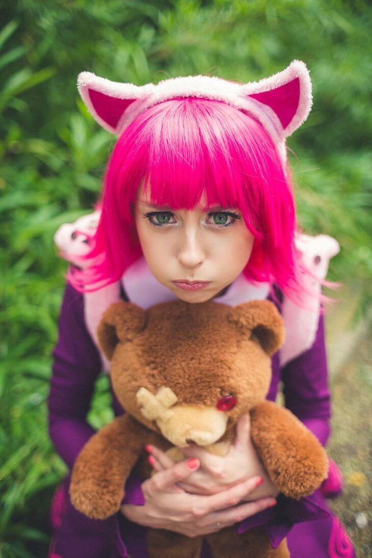 Annie z League of Legends