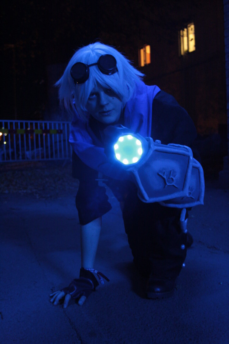 Frozen Ezreal z League of Legends