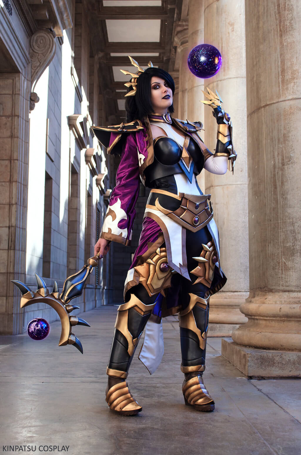 Li-Ming z Heroes of the Storm