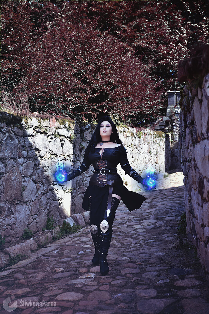 Yennefer z The Witcher 3: Wild Hunt