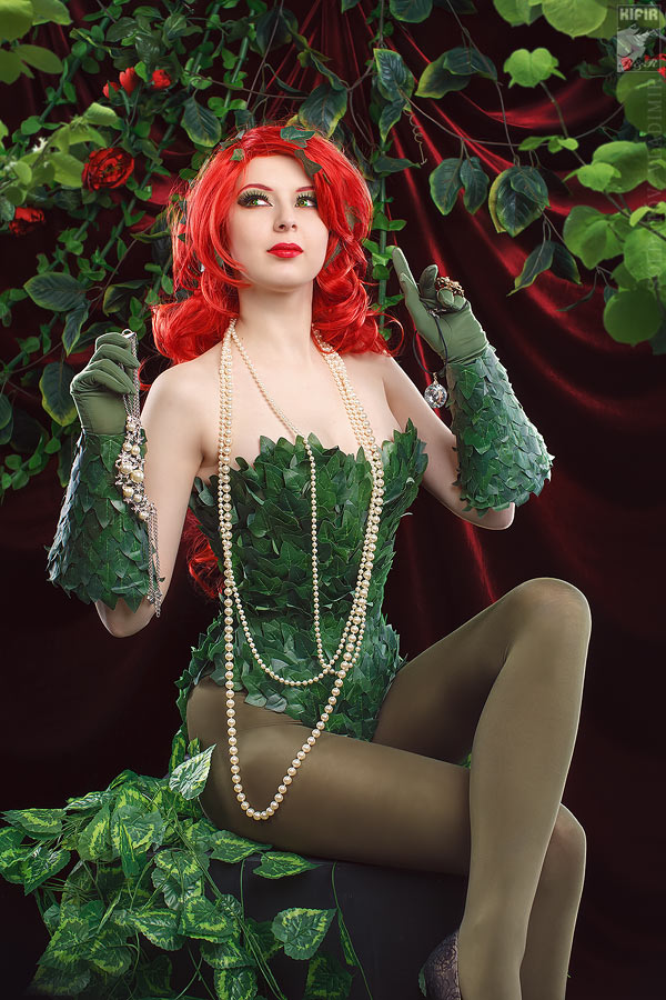 Poison Ivy z DC Universe - czas na cosplay!