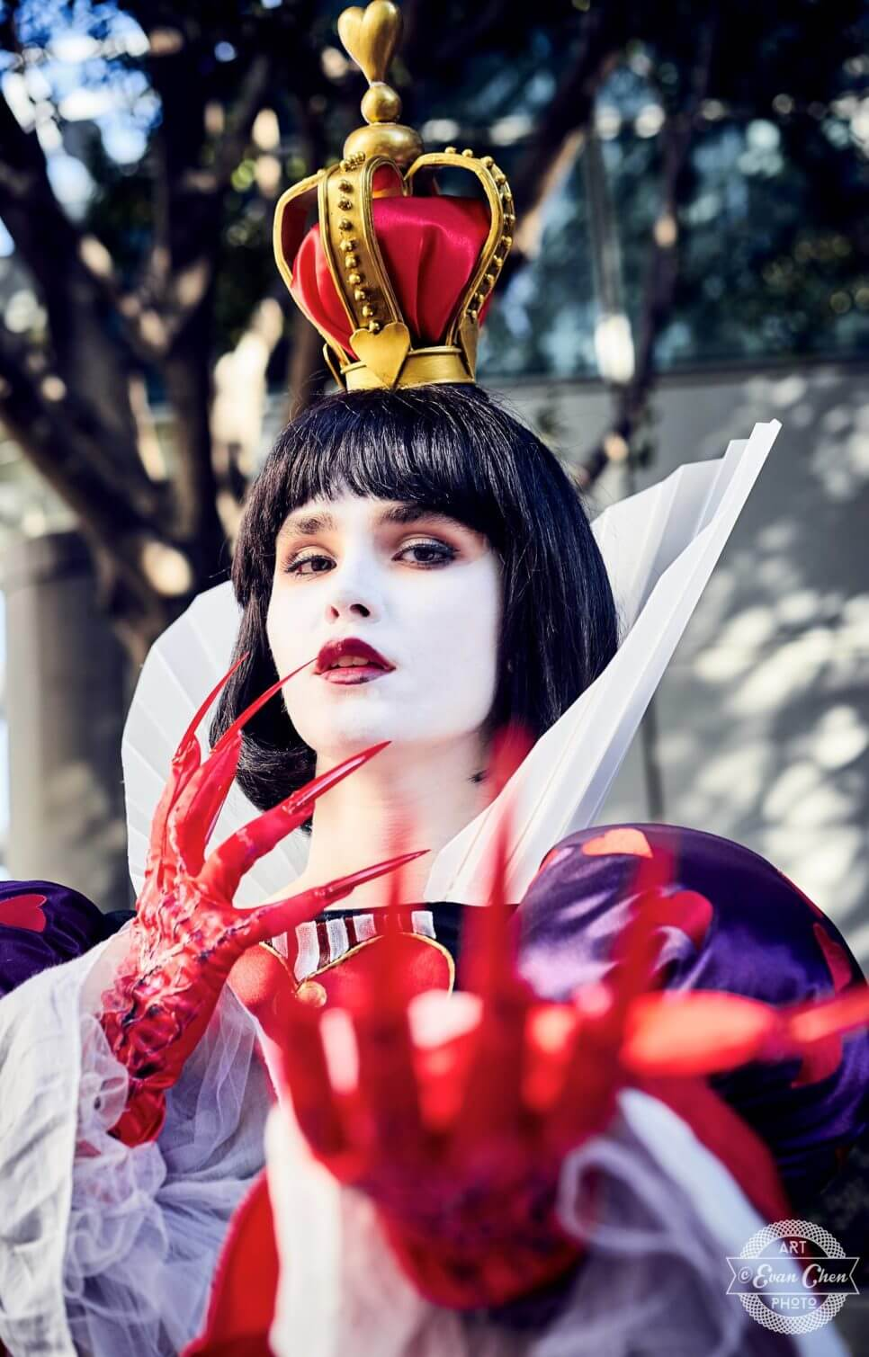Queen of Hearts z Alice: Madness Returns - czas na cosplay!