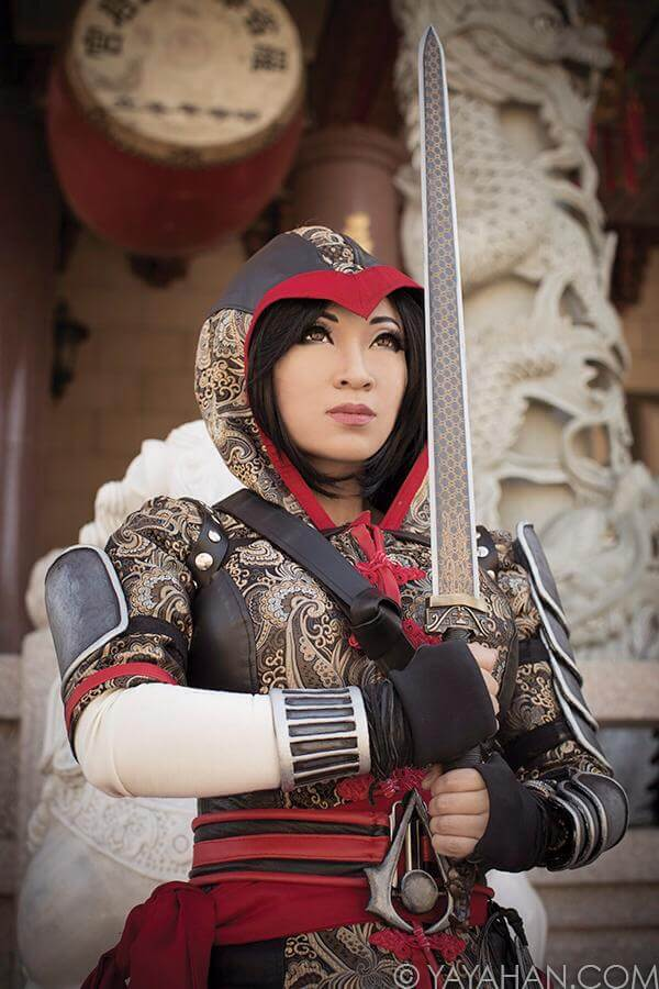 Shao Jun z Assassin's Creed: China Chronicles - czas na cosplay!