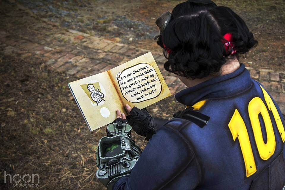 Lone Wanderer z Fallout 3 - czas na cosplay!