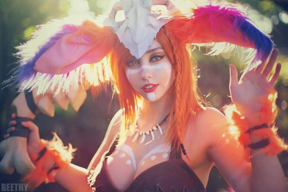 Gnar z League of Legends - czas na cosplay!