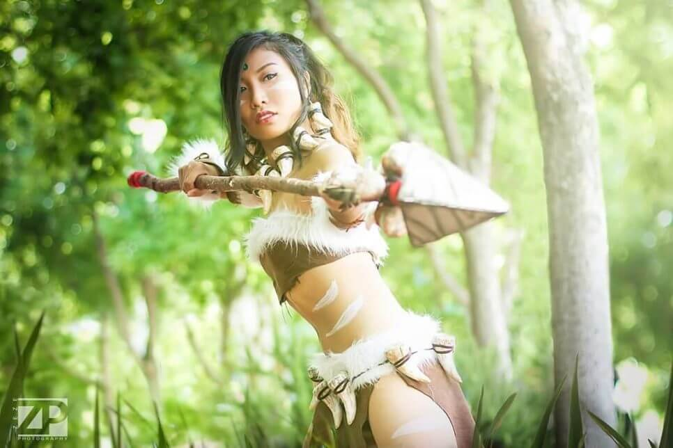 Nidalee z League of Legends - czas na cosplay!