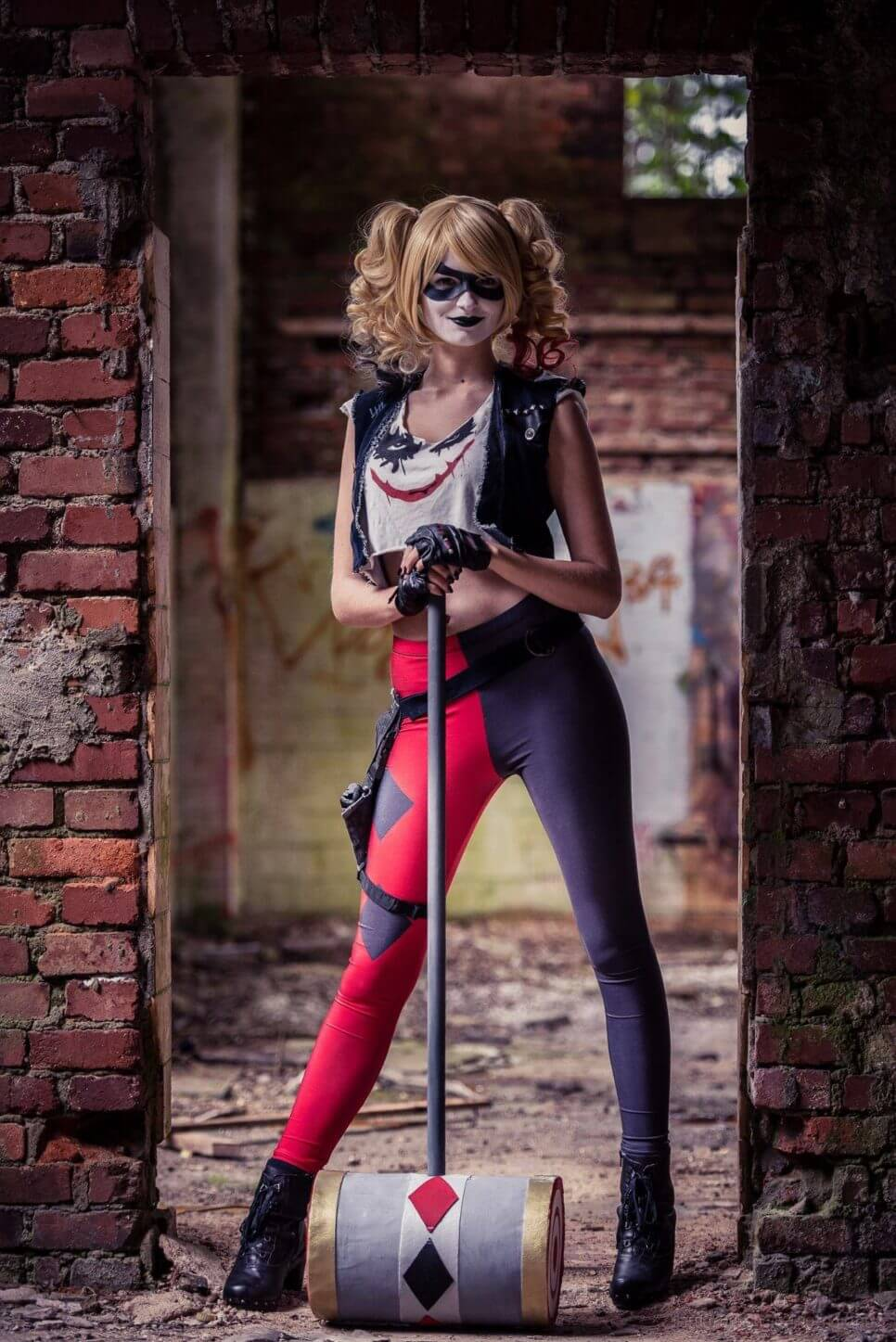 Harley Quinn z DC Universe - czas na cosplay!