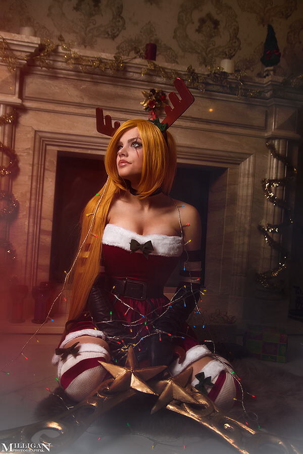 Slay Belle Katarina, Miss Fortune i Nidalee z League of Legends - czas na cosplay!