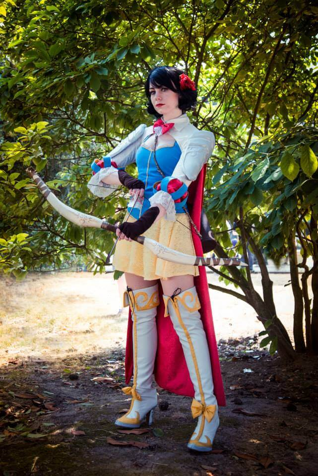 Warrior Snow White z uniwersum Disneya - czas na cosplay!