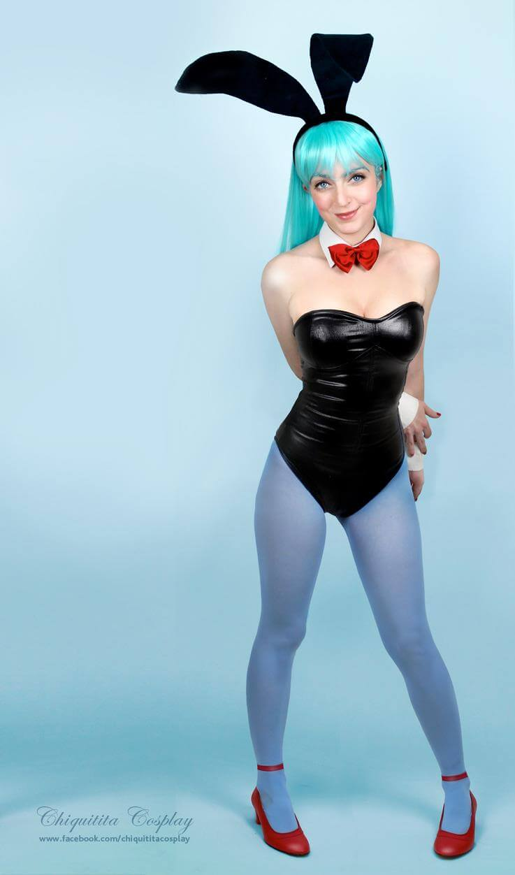 Bunny Bulma z Dragon Ball