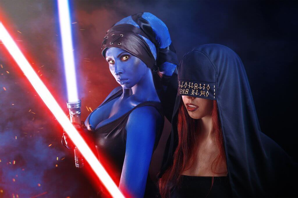 Jedi vs. Sith ze Star Wars