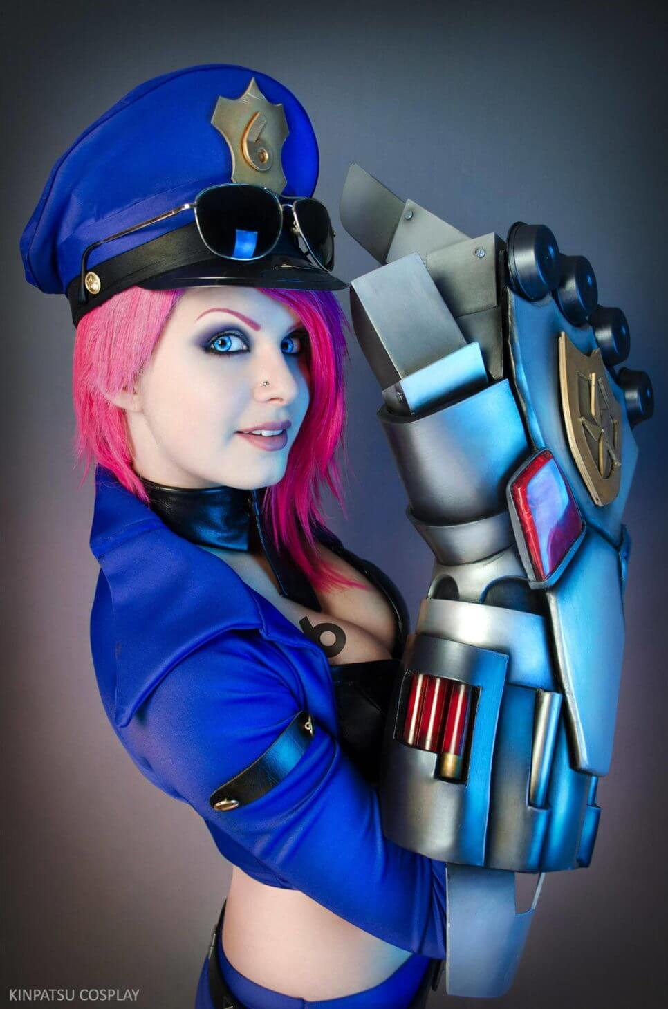 Posterunkowa Vi z League of Legends - czas na cosplay!