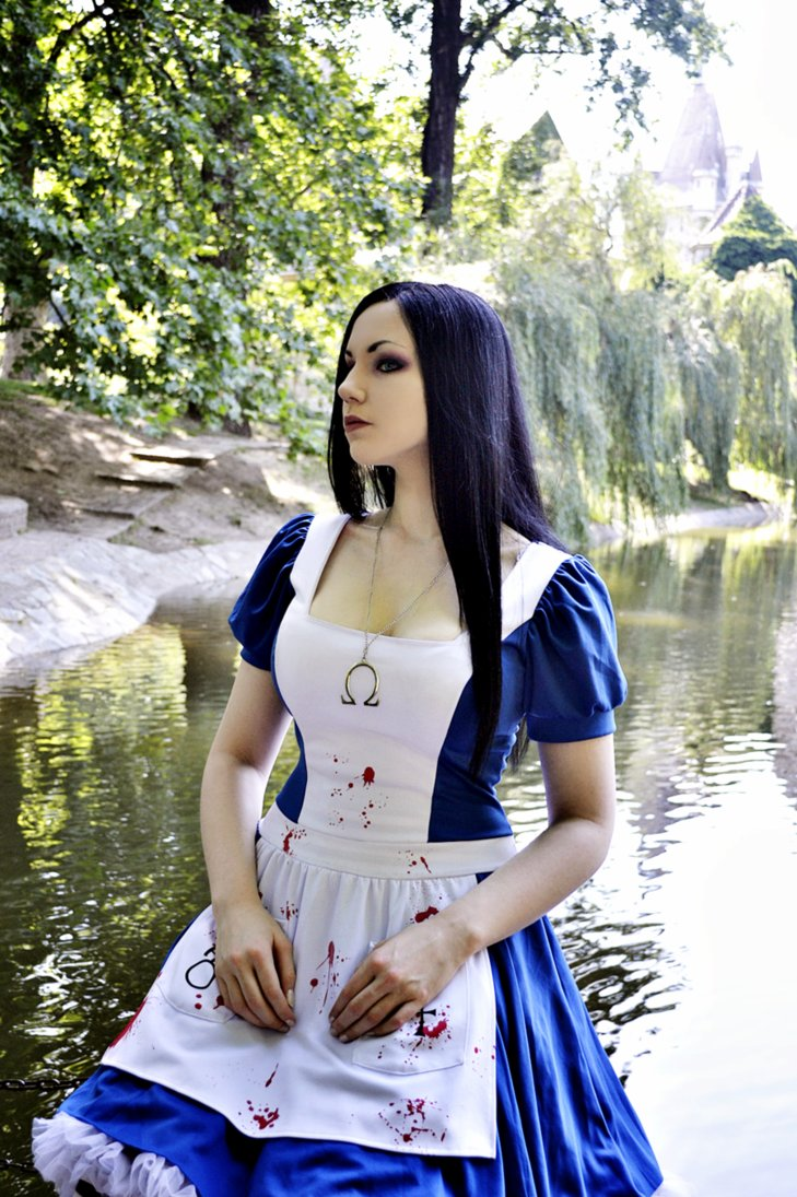 Alice z Alice: Madness Return - czas na cosplay!