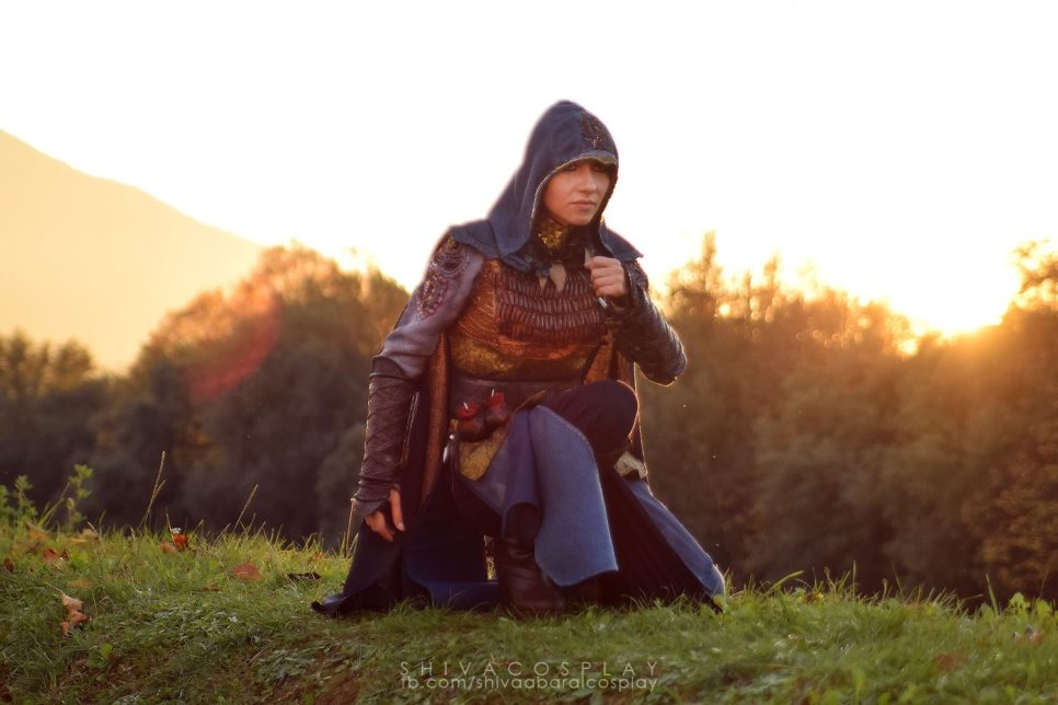 Maria z Assassin's Creed: Movie - czas na cosplay!