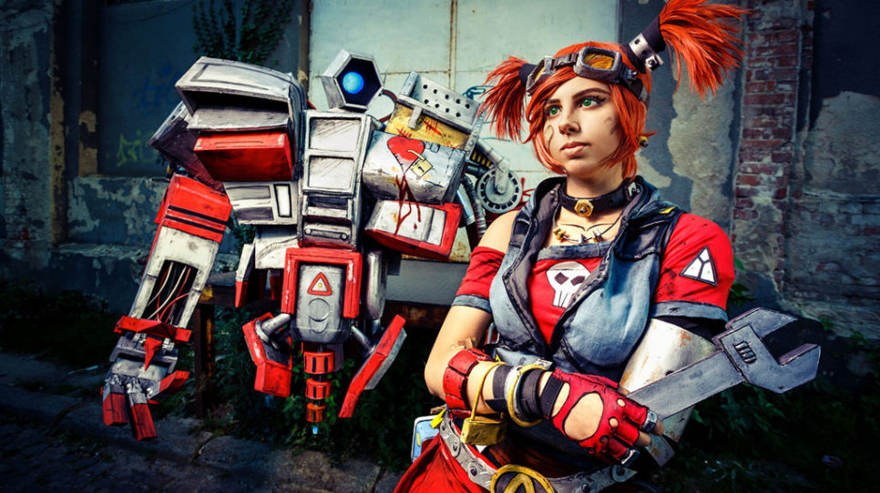 Gaige z Borderlands - czas na cosplay!